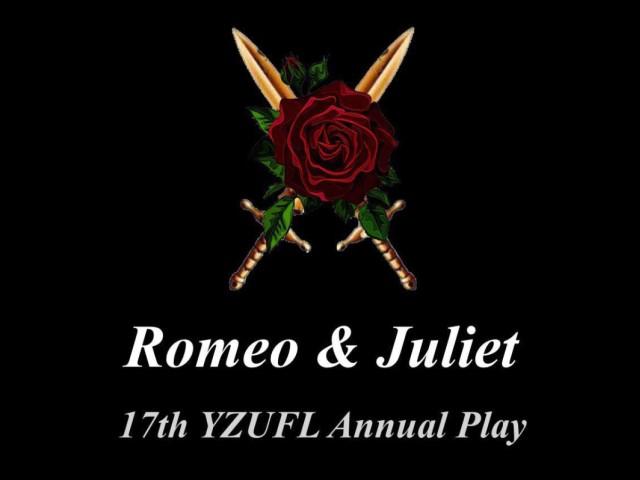 【2019演劇公演】ロミオとジュリエット