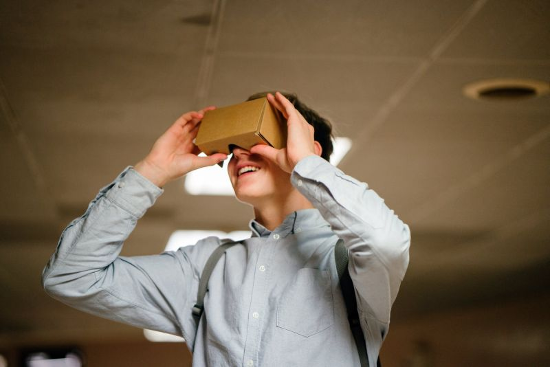 【學習報導】元智VR實境日本文化 學習語言更輕鬆