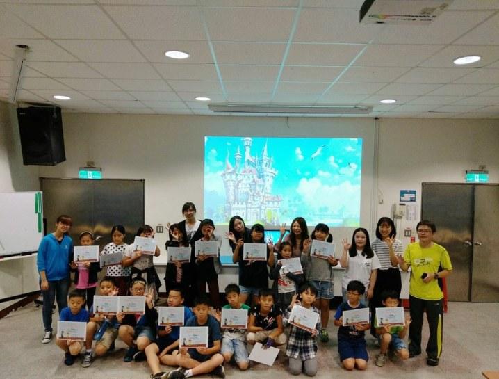 【元智電子報】應外學生參與國小說故事學英文活動