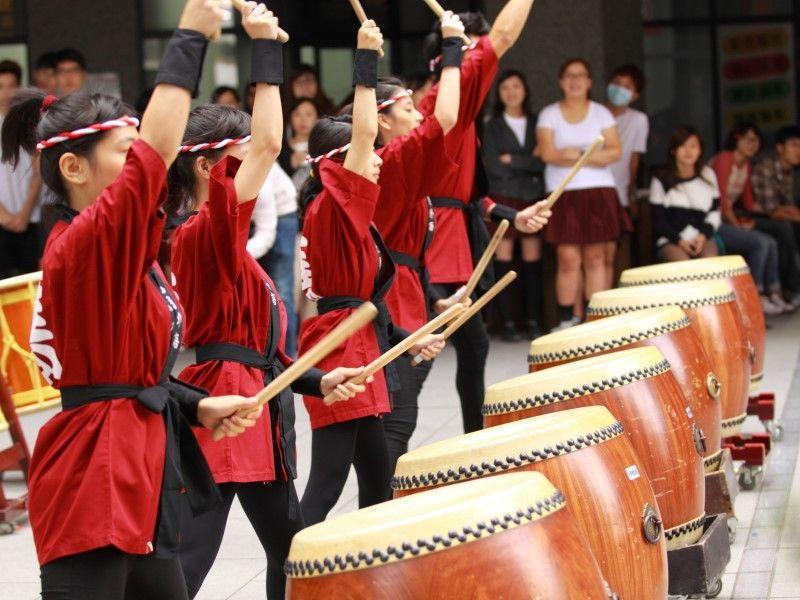 日本文化祭活動